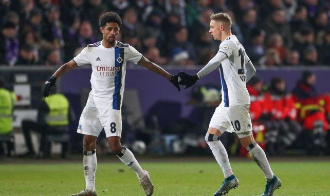Bericht: Dudziak bleibt beim HSV