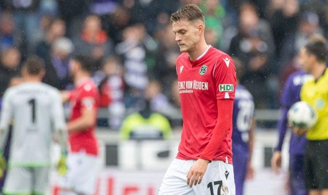 Marvin Duksch könnte Hannover nach nur einem Jahr wieder verlassen