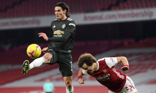 United: Cavani oder Silva