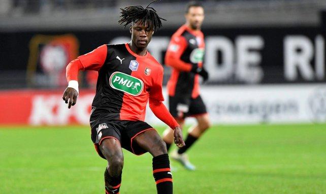 Camavinga-Poker: Rennes erwartet Bundesliga-Offerte