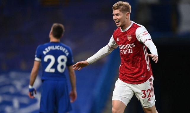 Arsenal bindet Smith Rowe