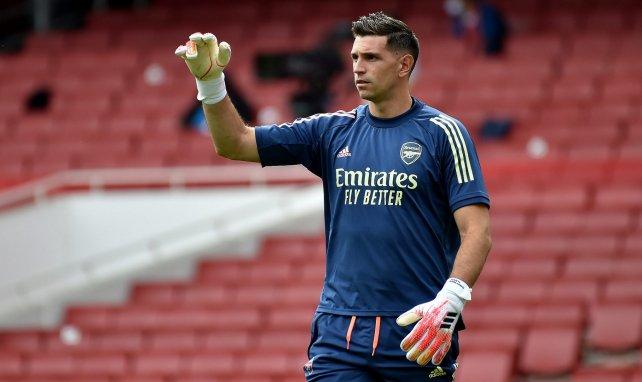 Aston Villa angelt sich Martínez