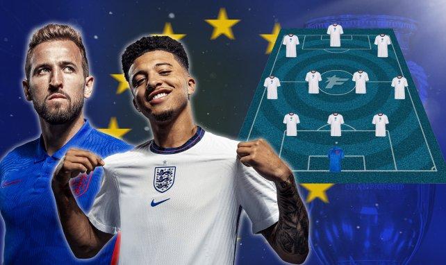 EM-Mitfavorit England: Gelingt endlich der große Wurf?