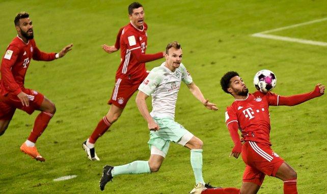 FC Bayern: Gnabry vorzeitig zurück