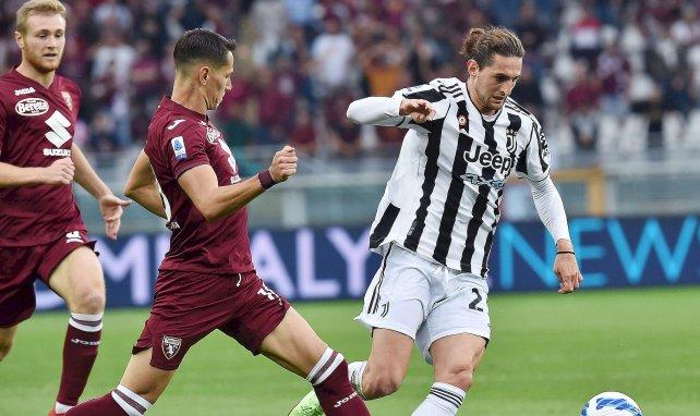 Adrien Rabiot (r.) in Aktion für Juventus Turin