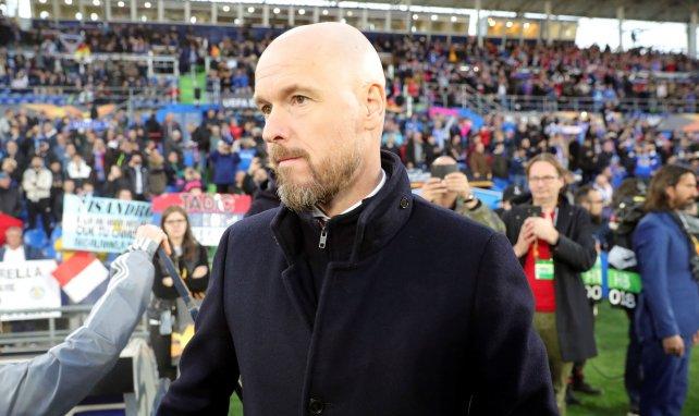 Erik ten Hag ist Trainer von Ajax Amsterdam