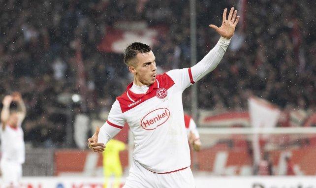 VfB plant mit Thommy