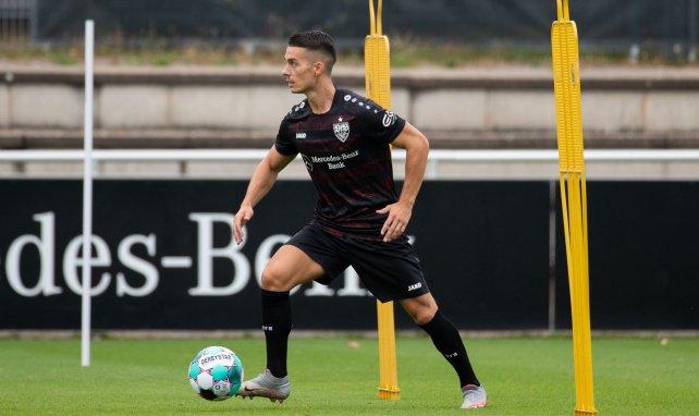 VfB Stuttgart: Thommy fällt aus