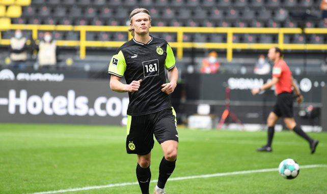 BVB-Topspiel: Haaland muss passen
