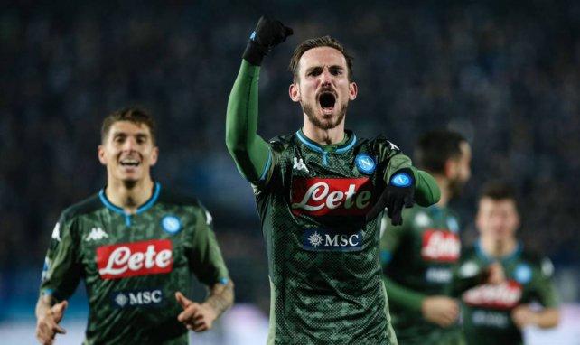 Real & Barça kapitulieren: Napoli vor Ruiz-Coup