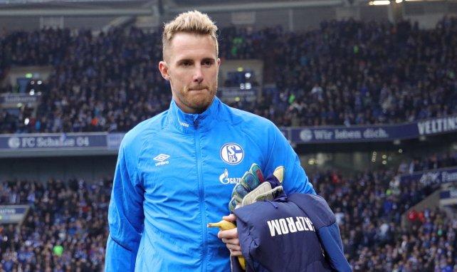 Ralf Fährmann ist vorrübergehend zurück auf Schalke