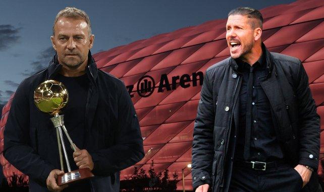Bayern - Atlético: Die Aufstellungen