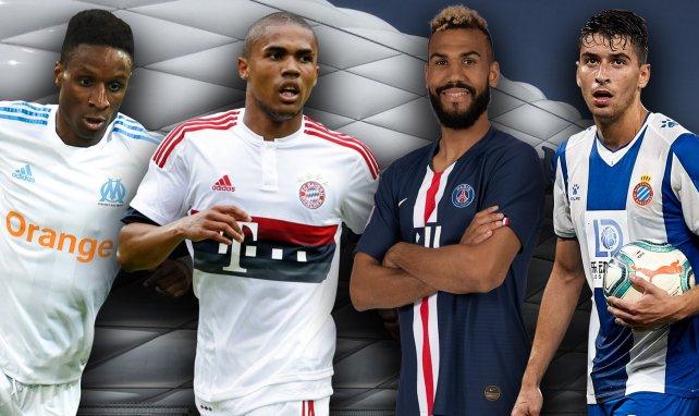Viermal schlug der FC Bayern kurz vor Transferschluss zu
