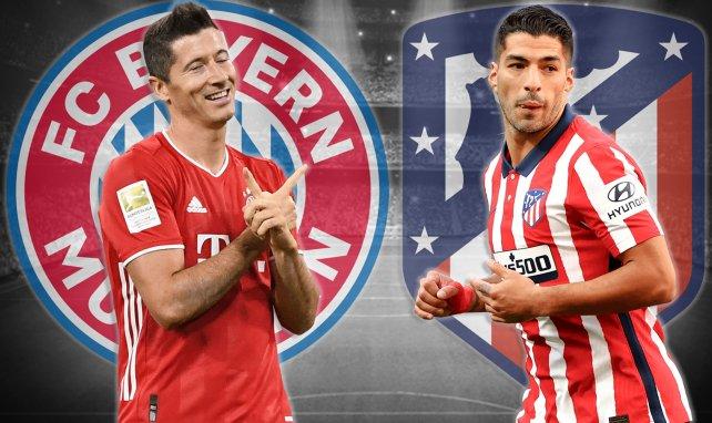 Bayern - Atlético: Ein Wiedersehen und viele Ausfälle