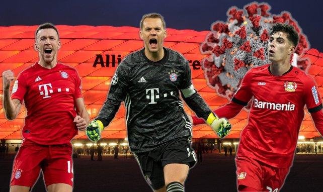 """""""Auf Hold"""": Die Corona-Folgen für den Bayern-Kader"""