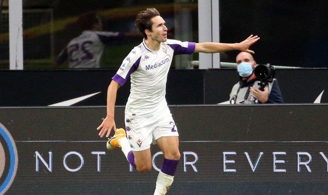 Frederico Chiesa trägt bald das Trikot von Juventus Turin