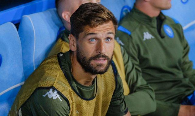 Fernando Llorente spielt in Neapel keine Rolle mehr