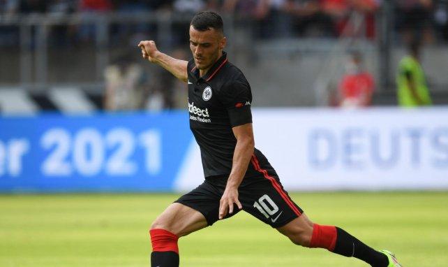 Newcastle-Gerüchte um Kostic: So reagiert Frankfurt