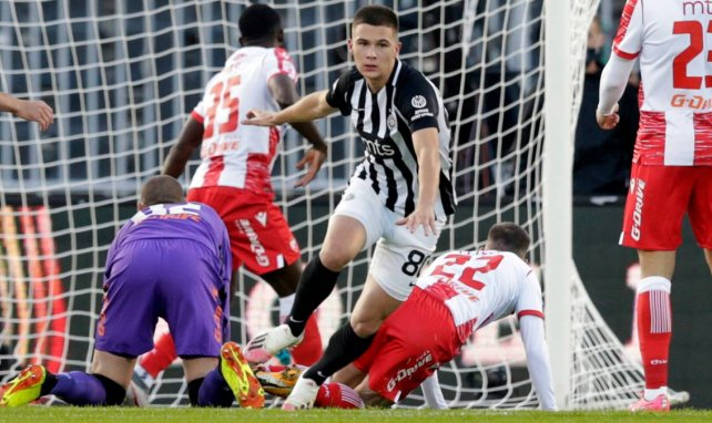 City schnappt sich Partizan-Juwel Stevanovic