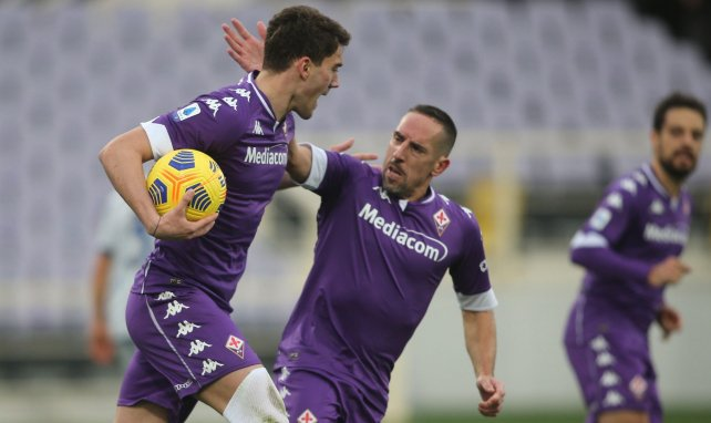 Ribéry: Florenz-Abschied im Sommer?
