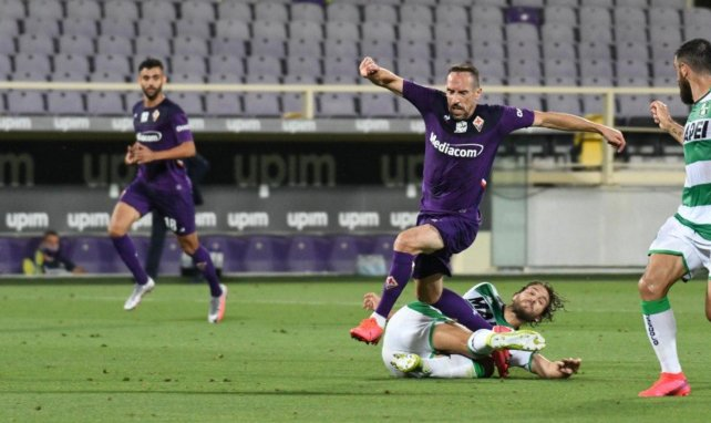 Nach Einbruch: Denkt Ribéry an Italien-Abschied?