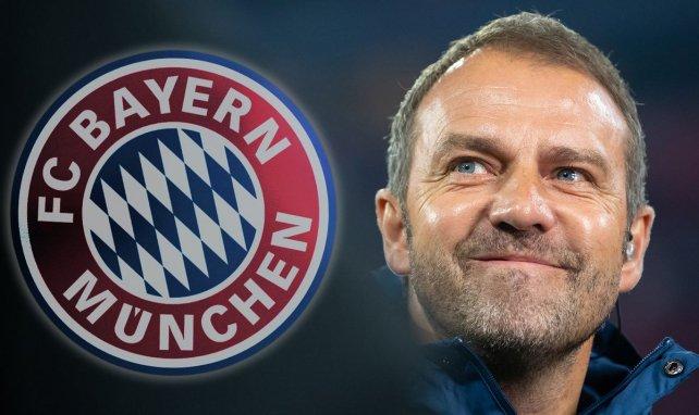 Hansi Flick hat beim FC Bayern einen Vertrag bis 2023 unterschrieben