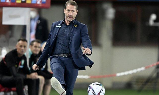 Franco Foda trainiert Österreich