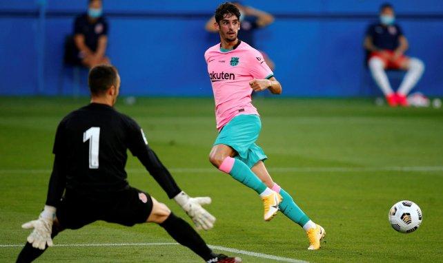 Barça: Geduld mit Trincão