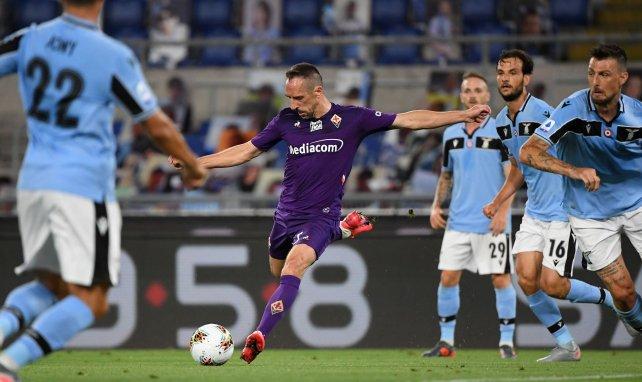 Ribéry bestätigt Florenz-Verbleib