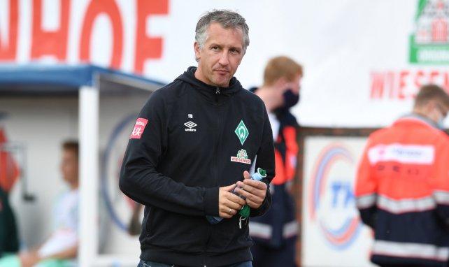 Baumann-Gespräche: Werder-Boss macht Druck