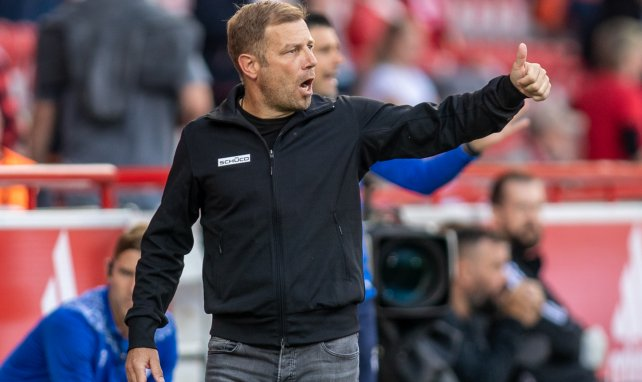 "Arminia: ""Trainerdiskussion vollkommener Blödsinn"""