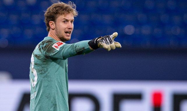Rönnow verlässt Schalke