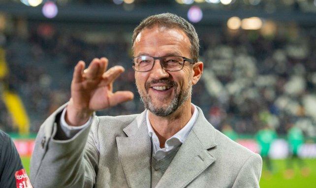 Eintracht: Bobic über einen Trapp-Verkauf