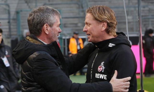 Gisdol-Endspiel: Kölner Notfallplan mit Funkel?