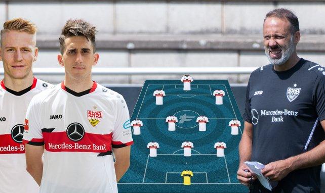 VfB in der neuen Saison: Kleine Veränderungen, große Schritte