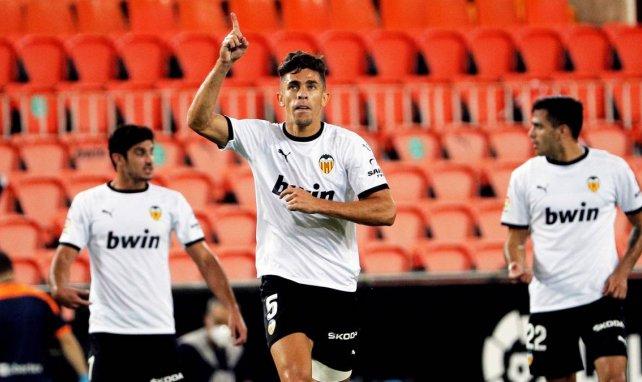 Gabriel Paulista nach seinem Treffer zum 1:1 gegen Levante