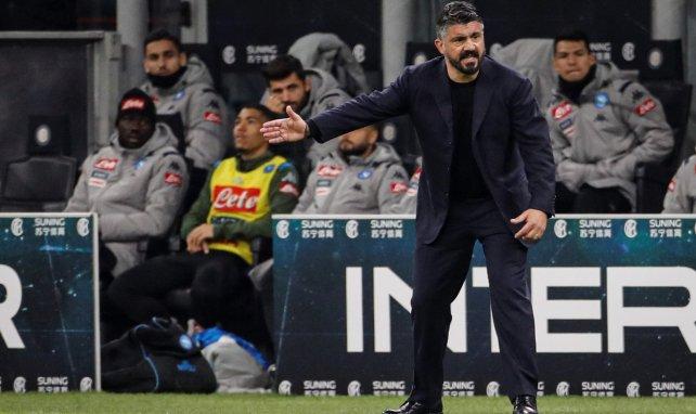 Neapel verhandelt Gattuso-Verlängerung