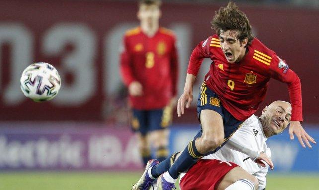 Bryan Gil debütierte im März für die spanische Nationalmannschaft