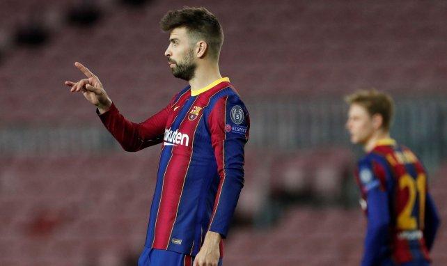 Barça: Piqué erneut verletzt