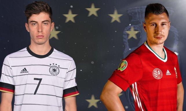 Deutschland - Ungarn: Die voraussichtlichen Aufstellungen