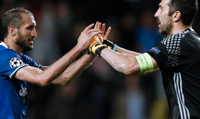 Juventus verlängert mit Buffon & Chiellini