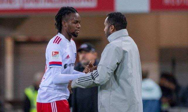 """Trainer Thioune: HSV-Bankdrücker dürfen """"sich verändern"""""""