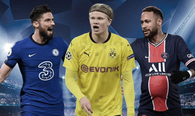 Die Top-Torjäger der Champions League