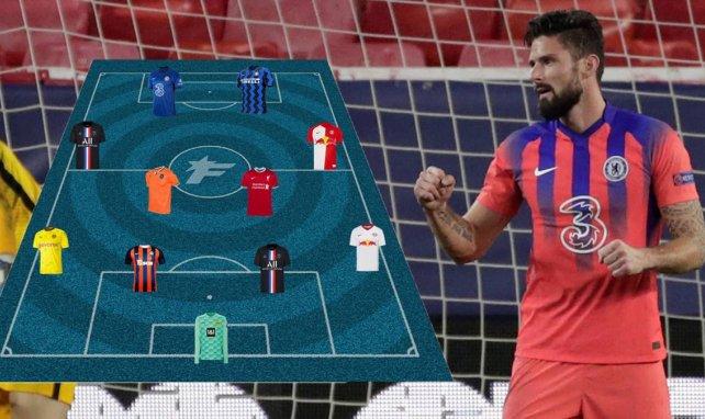 Champions League: Die FT-Topelf des 5. Spieltags