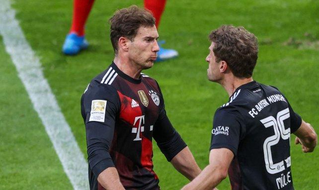 FC Bayern: Goretzka-Vertrag vor der EM