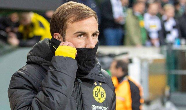 Mario Götzes vertrag beim BVB läuft im Sommer aus