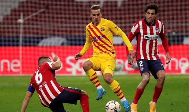 Spektakulärer Tausch: Atlético bot drei Spieler für Griezmann
