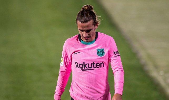 Antoine Griezmann ist beim FC Barcelona nicht unumstritten