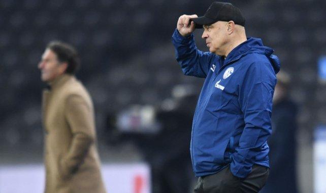 Schalke entlässt Gross & Schneider