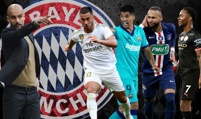 FC Bayern: Guardiola bekam sieben Wunschspieler nicht
